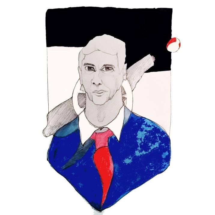 Wenger y el Ballet de los ramones