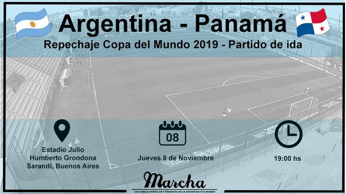 argentina panama