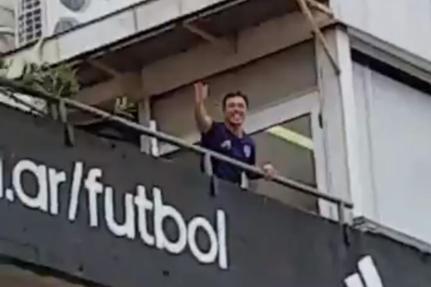 gallardo balcon
