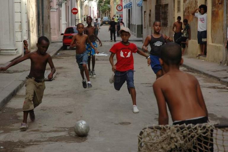 futbol habana vieja