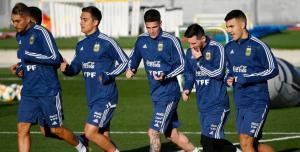 De paul Messi